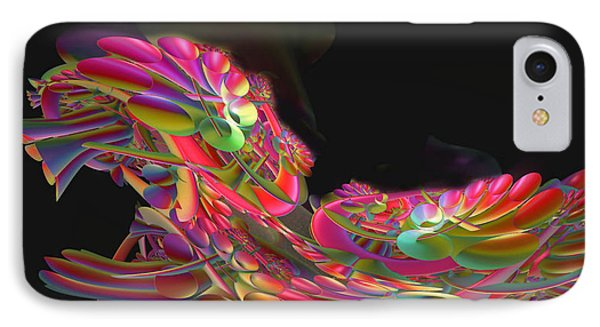 Abstract49 IPhone Case