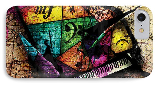 Abstracta_04 Grand Illusion IPhone Case