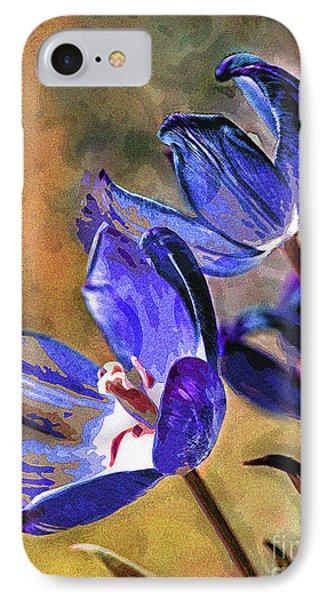 Abstracticus Tuliptimus IPhone Case