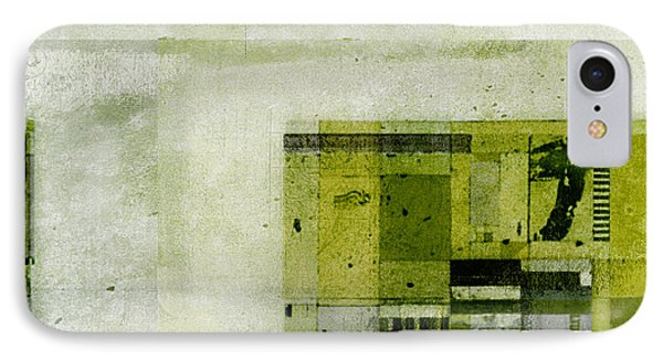 IPhone Case featuring the digital art Abstractitude - C4bv2 by Variance Collections