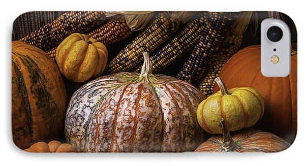 Abundance Of Autumn IPhone Case by Garry Gay