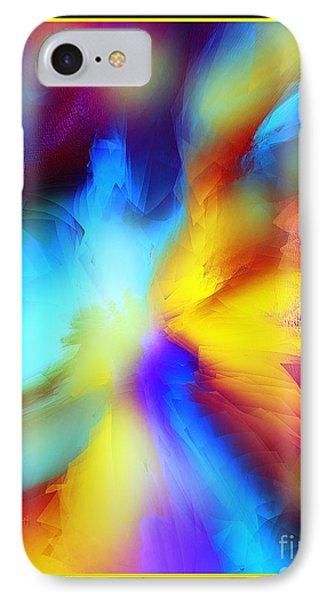 Celestial Rhythm IPhone Case by Yul Olaivar
