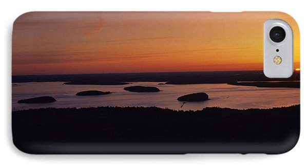 Acadia National Park - Maine Usa Phone Case by Erin Paul Donovan
