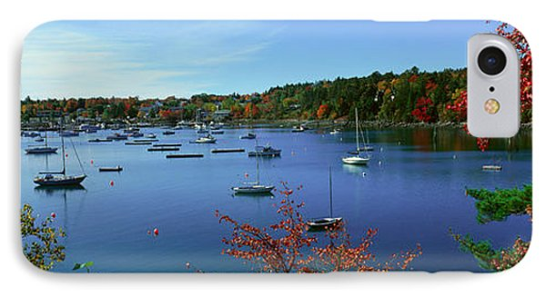 Acadia National Park In Autumn, Maine IPhone Case by Panoramic Images