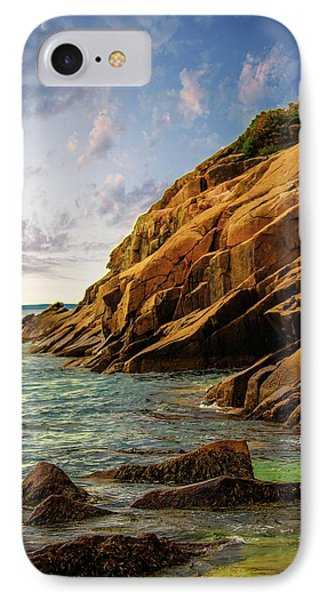 Acadia National Park--maine IPhone Case by Sherman Perry
