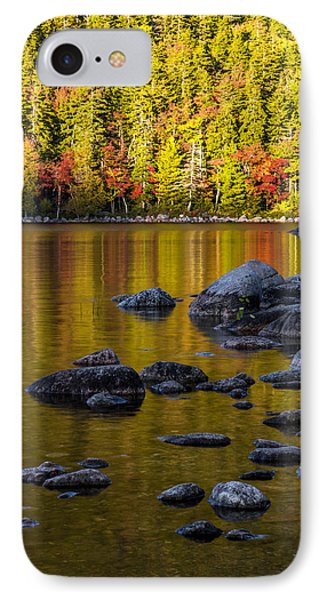 Acadian Glow IPhone Case by Chad Dutson