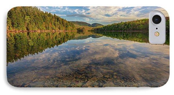 Acadian Reflection IPhone Case by Rick Berk