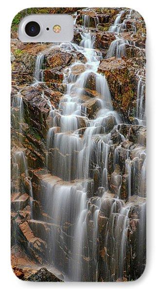 Acadia's Hadlock Falls IPhone Case by Rick Berk