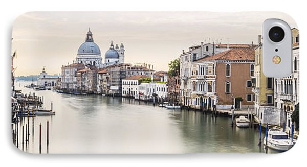 Accademia Bridge IPhone Case by Marco Missiaja