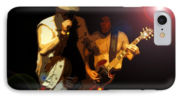 Acdc Phone Case by David Lee Thompson