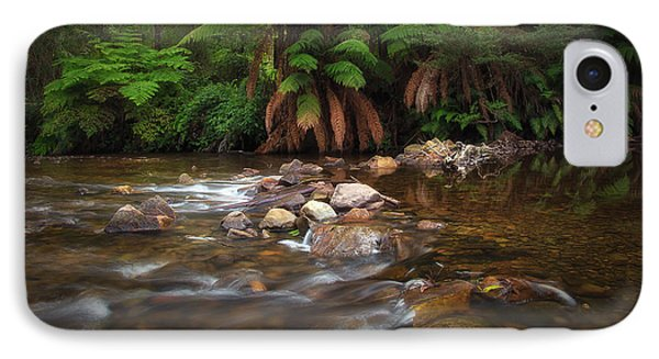 IPhone Case featuring the photograph Acheron River by Tim Nichols