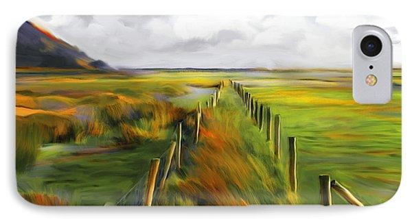 Achill Island - West Coast Ireland IPhone Case by Bob Salo