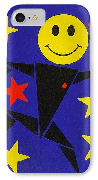 Acid Jazz Phone Case by Oliver Johnston