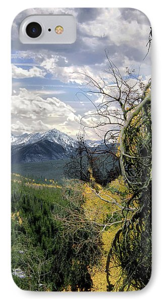 IPhone Case featuring the photograph Acorn Creek Trail by Jim Hill