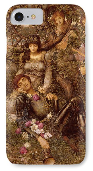 Acrasia IPhone Case by John Melhuish Strudwick