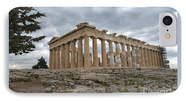 Acropolis Of Athens, Greece IPhone Case
