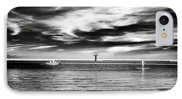 Across The Bay IPhone Case by John Rizzuto