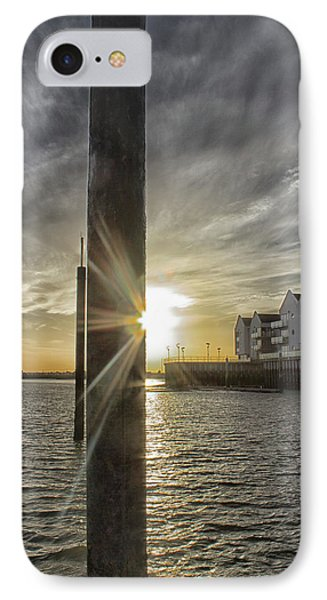 Across The Quay IPhone Case
