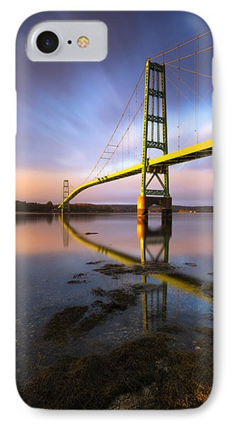 Across The Reach IPhone Case by Patrick Downey