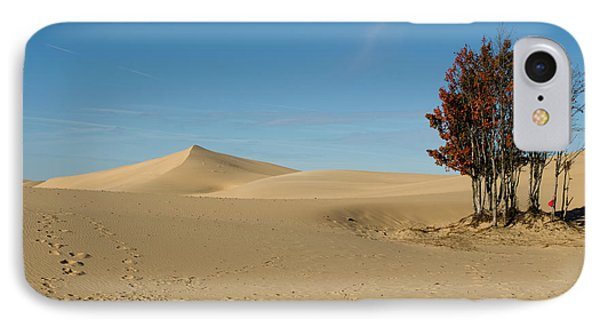 IPhone Case featuring the photograph Across The Sand 2 by Tara Lynn