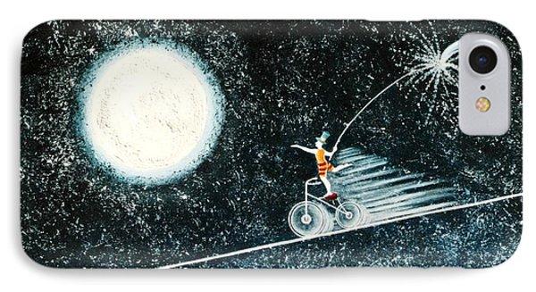 Across The Universe Phone Case by Graciela Bello