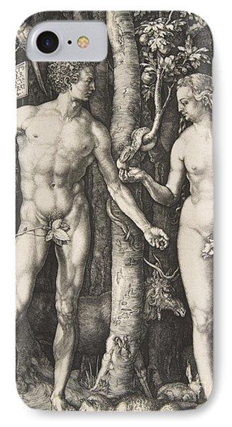 Adam And Eve, 1504  IPhone Case