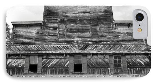 Adams Store 1865 IPhone Case by David Lee Thompson