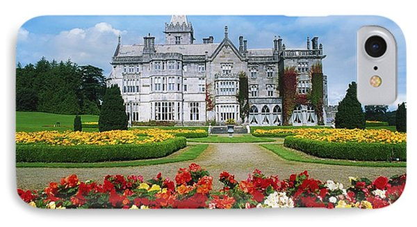 Adare Manor Golf Club, Co Limerick Phone Case by The Irish Image Collection