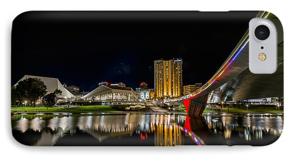 Adelaide Riverbank IPhone Case by Ray Warren