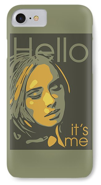 Adele IPhone Case by Greatom London