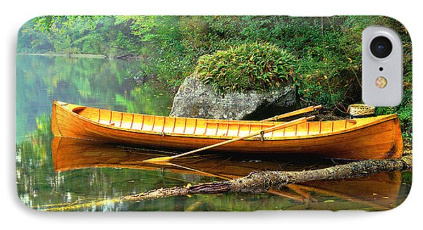 Adirondack Guideboat IPhone Case