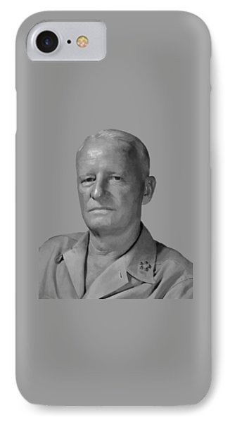 Admiral Chester Nimitz IPhone Case by War Is Hell Store