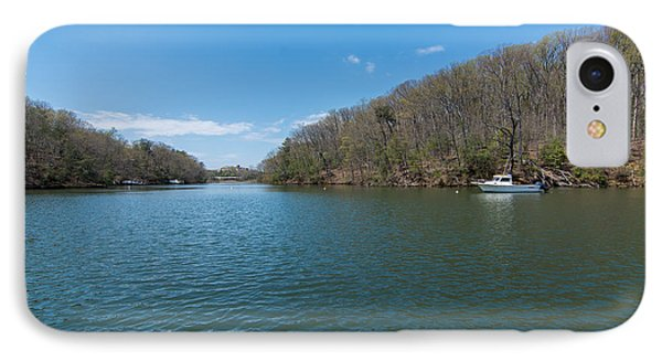 Weeks Creek At Admiral Heights IPhone Case