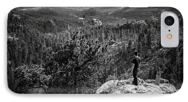 IPhone Case featuring the photograph Needles Point South Dakota by Jason Moynihan