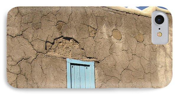 Adobe Church Taos IPhone Case by Ann Powell