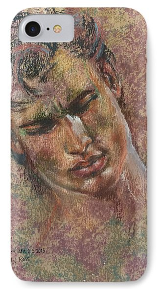 Adonis Phone Case by Vicki Ross