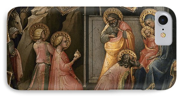 Adoration Of The Kings Phone Case by Granger