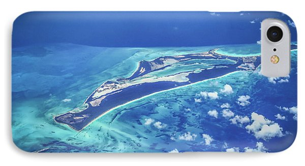 Aerial Photo  IPhone Case by Mao Lopez