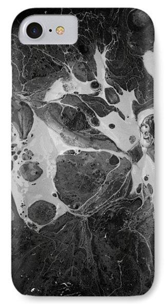 Aerial Photo Vulture Beak Yawn IPhone Case by Gyula Julian Lovas