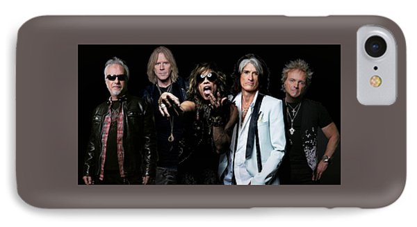 Aerosmith IPhone Case by Sean
