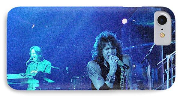 Aerosmith-steven Tyler-00107 Phone Case by Gary Gingrich Galleries