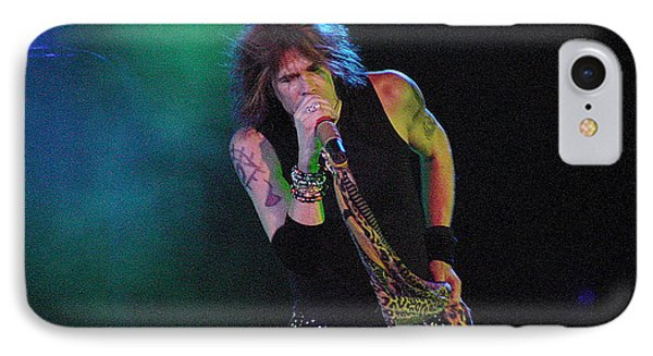 Aerosmith - Steven Tyler -dsc00138 Phone Case by Gary Gingrich Galleries