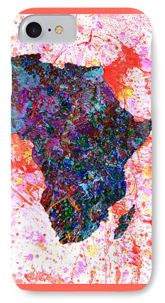 Africa 12a IPhone Case by Brian Reaves
