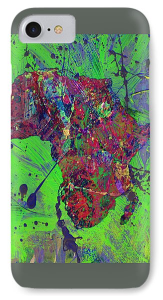 Africa 12b IPhone Case by Brian Reaves
