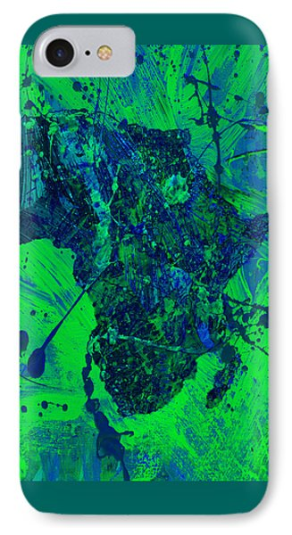 Africa 12c IPhone Case by Brian Reaves