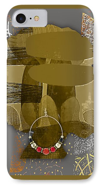 African American  IPhone Case by Marvin Blaine