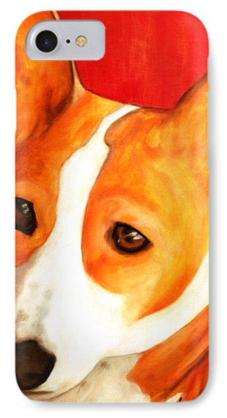 African Basenji - Kia IPhone Case