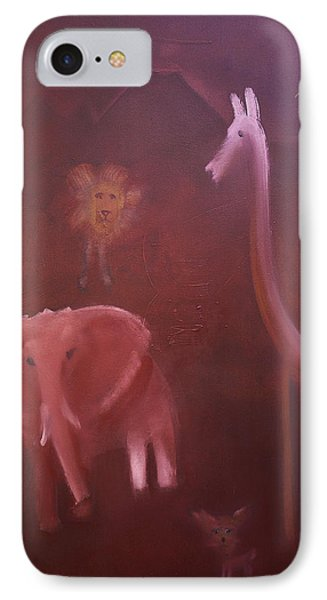 African Elephant IPhone Case