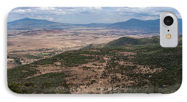 African Great Rift Valley IPhone Case by Aidan Moran