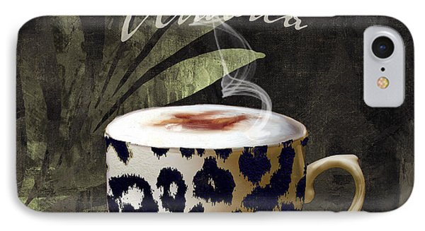 Afrikan Coffees IIi IPhone Case by Mindy Sommers